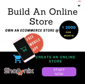 Starter Plan Build eCommerce website