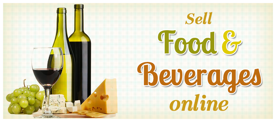 How to start an online food and beverages store in India?
