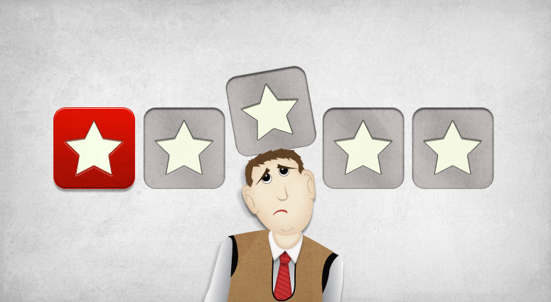 7 Useful Tips to Handle Negative Online Reviews and turn into Happy Customer
