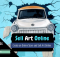 Sell art online and make money
