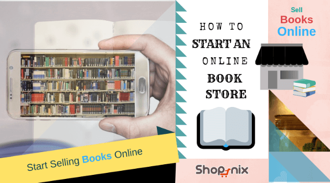 How to start an online books store in India ? Sell books online