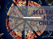 Sell Fast Food Online