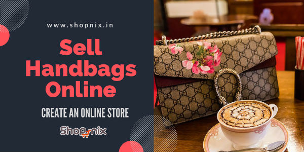 Sell handbags and purses online