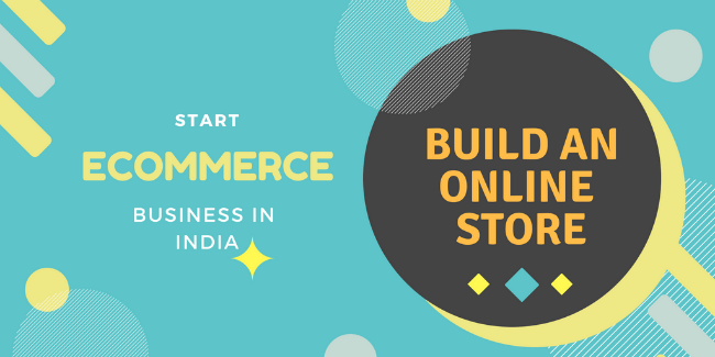 how to start an eCommece business in India