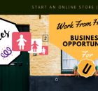 Home based business opportunity for women