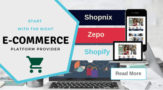 Zepo Vs Shopify Vs Shopnix – Top Shopify Alternates