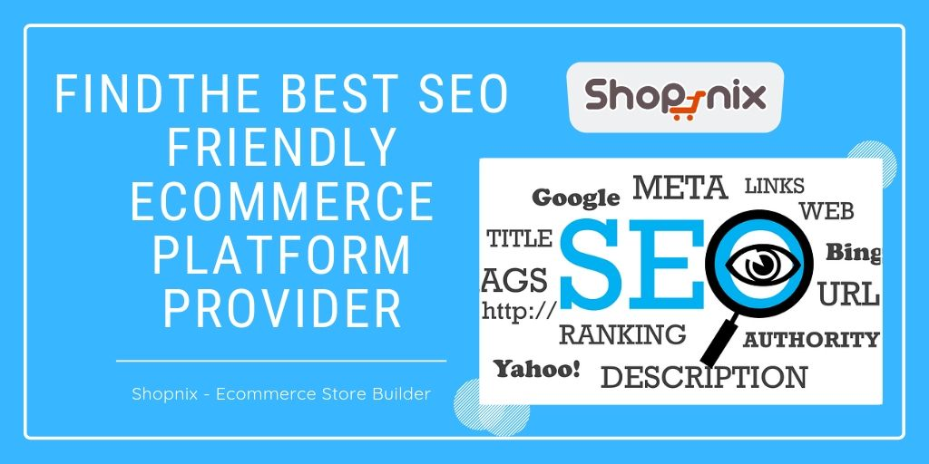 Best SEO Friendly Ecommerce Platform to Start an Online Business in India